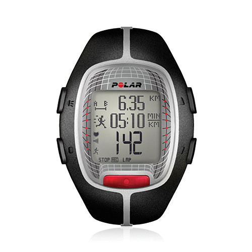 Polar RS300X Sports Watch (Black)