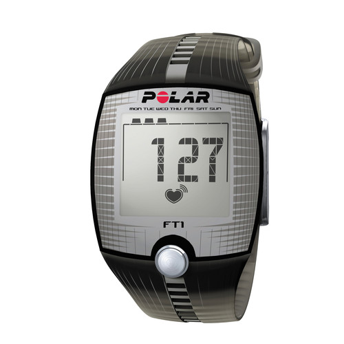 Polar FT1 Training Computer Watch (Black)