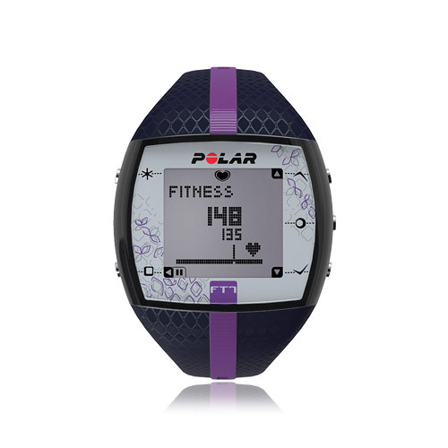 Polar FT7 Training Computer Watch (Blue/Lilac)