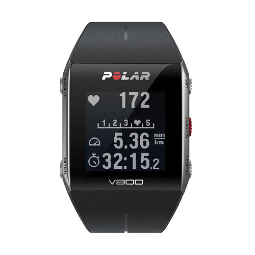 Polar V800 Fitness Watch (Black)