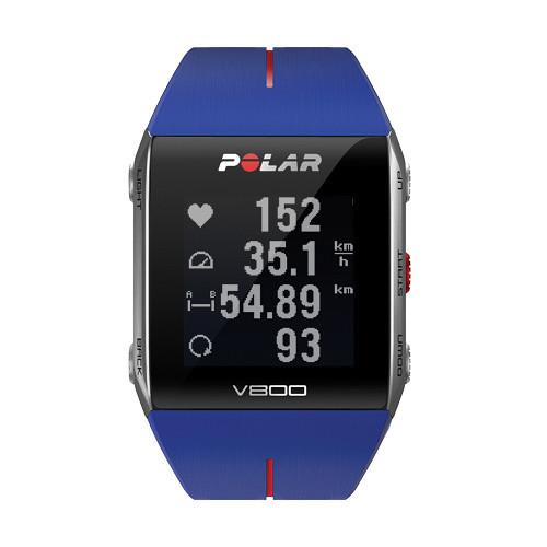 Polar V800 Fitness Watch (Blue)