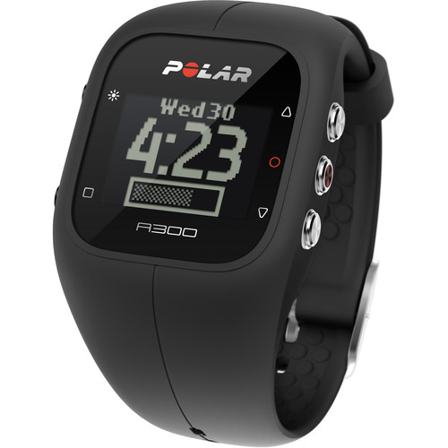 Polar A300 Fitness and Activity Monitor with H7 Heart Rate Monitor (Charcoal Black)