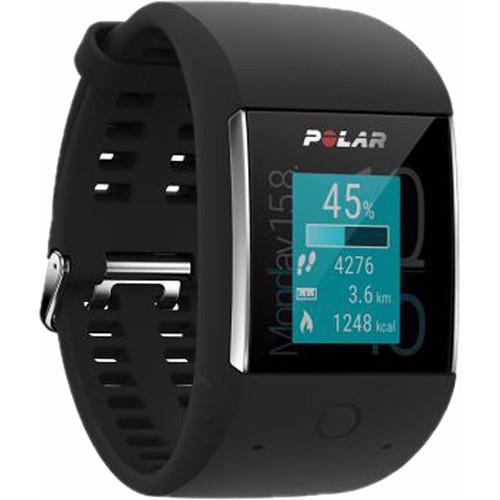 Polar M600 Smartwatch (Black)