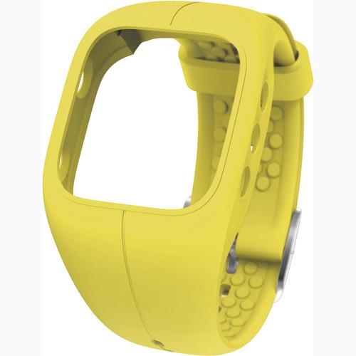Polar Wristband for A300 Activity Tracker (Mellow Yellow)
