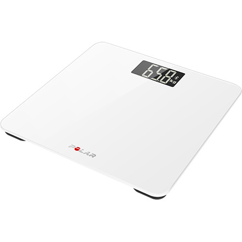 Polar Balance Fitness Scale (White)