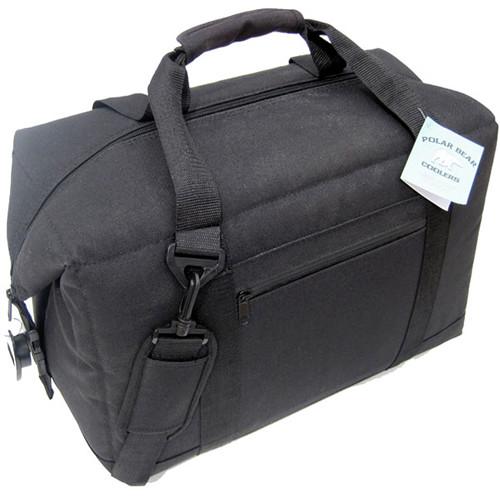 Polar Bear 24 Pack Cooler (Black)