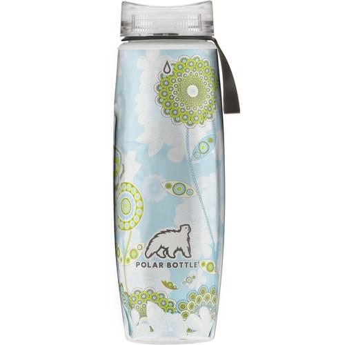 Polar Bottle Ergo Insulated Water Bottle (22 fl oz, OH Happy Day)