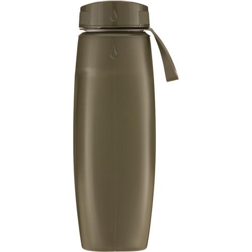 Polar Bottle Ergo Insulated Water Bottle (22 fl oz, Stealth Olive)