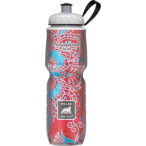 Polar Bottle Insulated Sport Bottle (24 fl oz , Bandana)