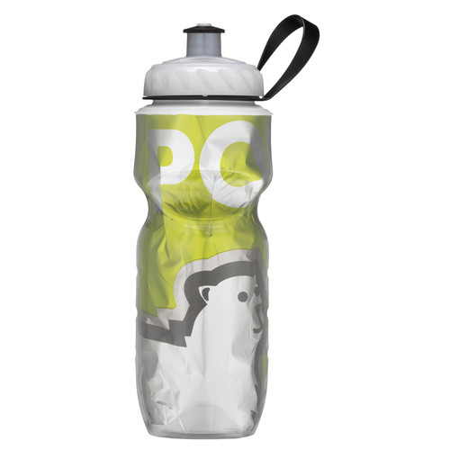 Polar Bottle Insulated Sport Bottle (24 fl oz , Big Bear Green)
