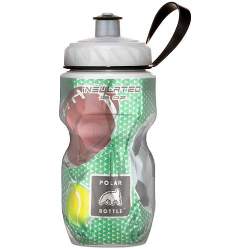 Polar Bottle 12 oz Insulated Sport Bottle (Play Ball)