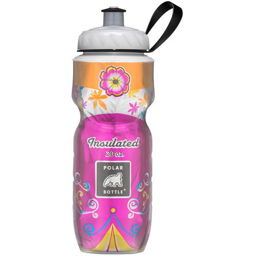 Polar Bottle Insulated Sport Bottle (20 fl oz , Jubilee)