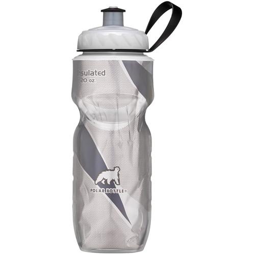 Polar Bottle Insulated Sport Bottle (20 fl oz , Black)