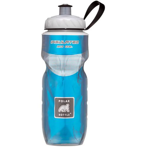 Polar Bottle Insulated Sport Bottle (20 fl oz , Blue)