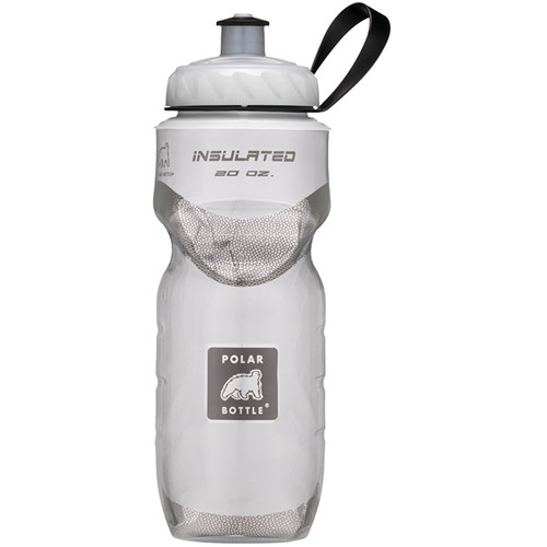 Polar Bottle Insulated Sport Bottle (20 fl oz , White)