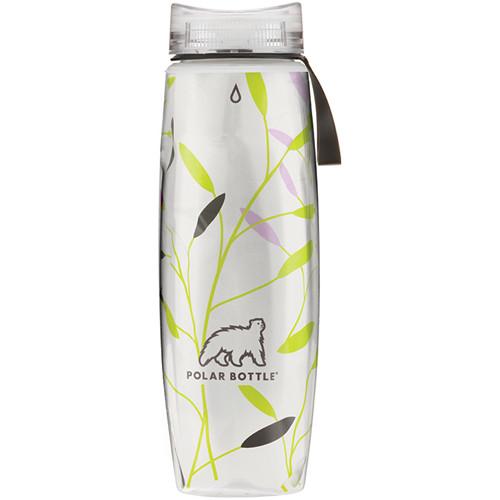 Polar Bottle Ergo Insulated Water Bottle (22 fl oz, Leaves)