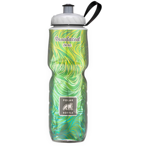Polar Bottle Insulated Sport Bottle (24 fl oz , Lemongrass)