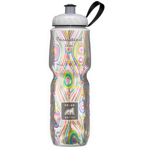 Polar Bottle Insulated Sport Bottle (24 fl oz , Royal Peacock)
