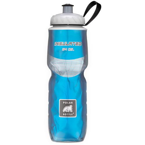 Polar Bottle Insulated Sport Bottle (24 fl oz , Blue)
