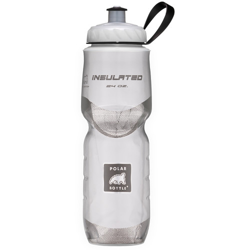 Polar Bottle Insulated Sport Bottle (24 fl oz , White)