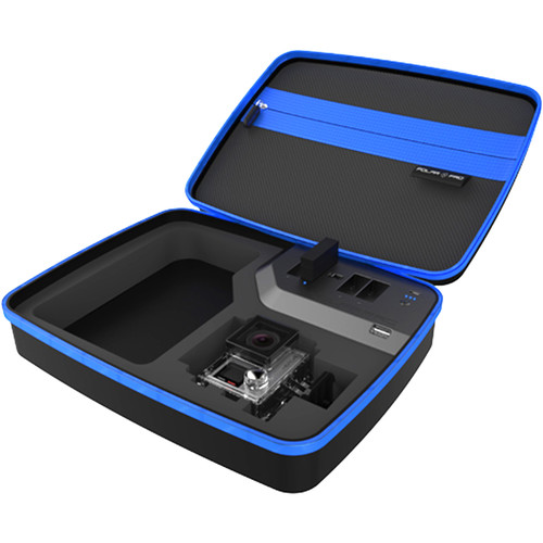 Polar Pro PowerVault GoPro Travel Case with Integrated Battery Charger