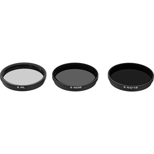 Polar Pro DJI Zenmuse X3 Filter 3-Pack