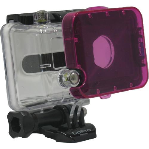 Polar Pro Magenta Underwater Filter for GoPro Dive Housing