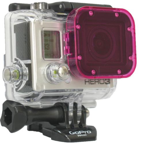 Polar Pro Magenta Underwater Filter for GoPro HERO3