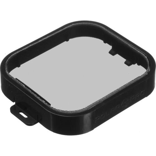 Polar Pro Slim Frame Polarizer Glass Filter for GoPro HERO3