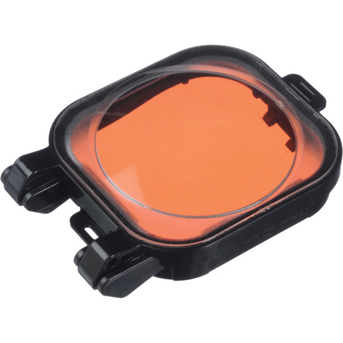 Polar Pro Underwater Red Glass Filter with Macro Lens Combo for GoPro HERO3