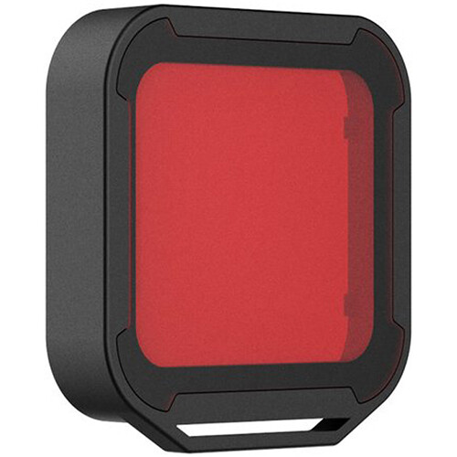 PolarPro Red Aqua Filter for GoPro HERO6 & HERO5 Black Super Suit Housing