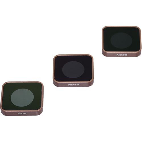 PolarPro Cinema Series Shutter Collection ND Filter Set for GoPro HERO5/6 Black
