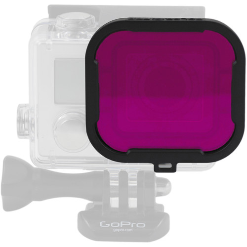 Polar Pro Magenta Dive Filter for GoPro Standard Housing