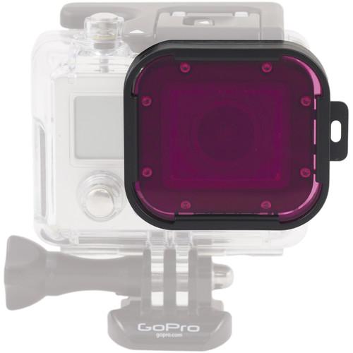 Polar Pro Magenta Dive Filter for GoPro Dive Housing