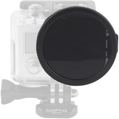 Polar Pro Glass ND Filter for GoPro Dive Housing
