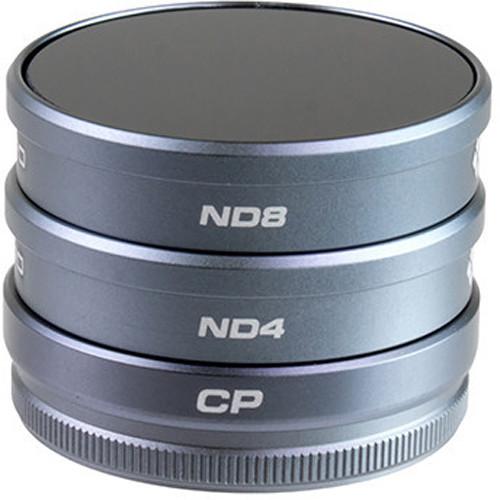 Polar Pro Filter 3-Pack for DJI Phantom 4