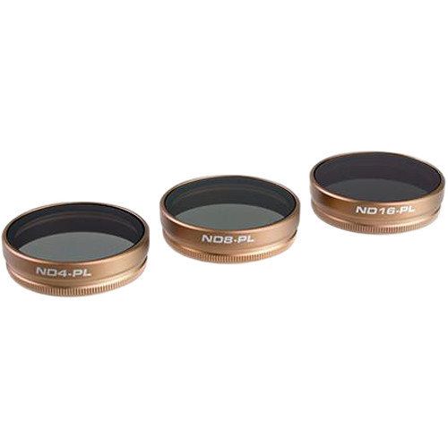 PolarPro Cinema Series-Vivid Collection ND/PL Filters for DJI Phantom 4