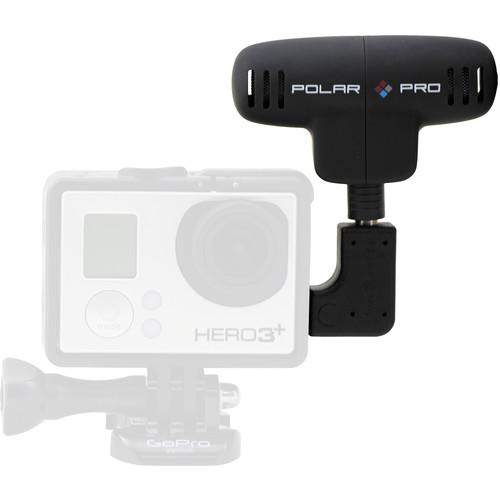 PolarPro Promic GoPro Microphone Kit