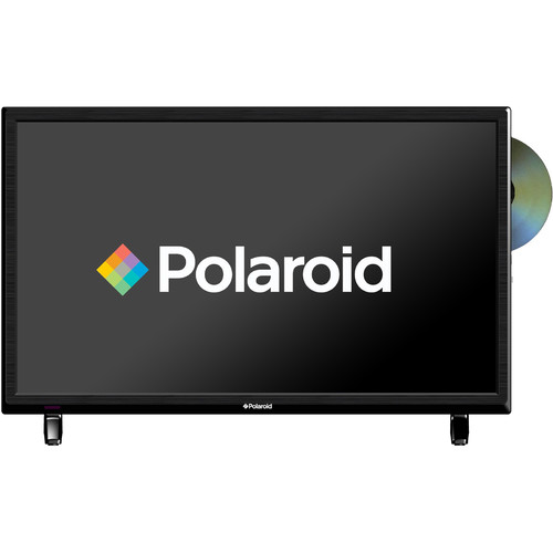 """Polaroid 24GSD3000SA 24"""" Class HD LED TV with Built-In DVD Player"""