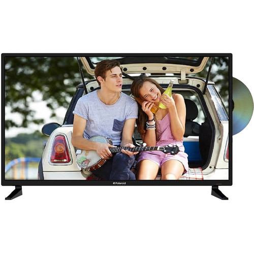 "Polaroid 32GSD3000FB 32"" Class HD LED TV with Built-In DVD Player"