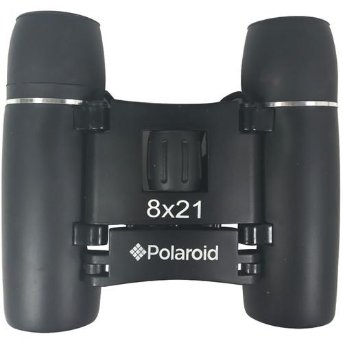 Polaroid 8x21 Super Compact Binoculars (Clamshell Packaging)