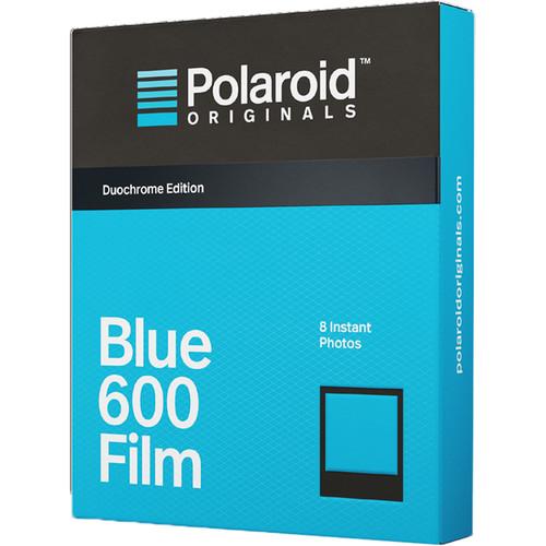 Polaroid Originals Duochrome Blue & Black 600 Instant Film (8 Exposures)