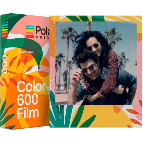 Polaroid Originals Color 600 Instant Film (Tropics Edition, 8 Exposures)