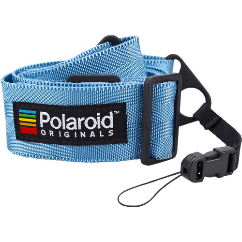 Polaroid Originals Flat Camera Strap (Blue)