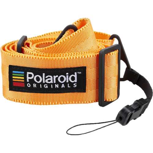 Polaroid Originals Flat Camera Strap (Orange)
