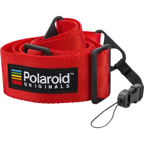 Polaroid Originals Flat Camera Strap (Red)