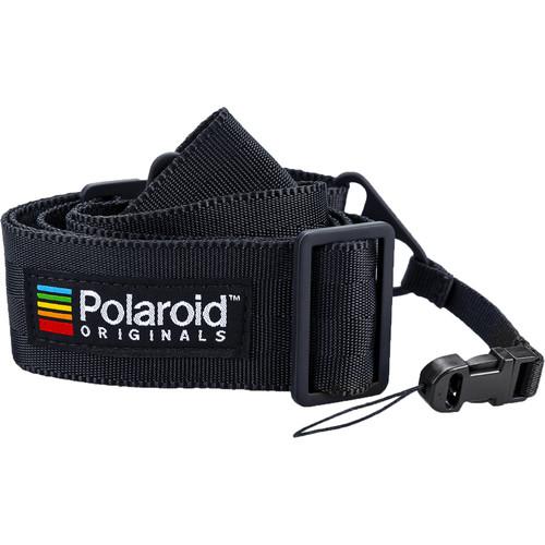 Polaroid Originals Flat Camera Strap (Black)