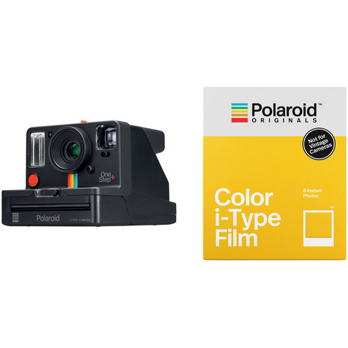 Polaroid Originals OneStep+ Instant Film Camera with Color Film Kit