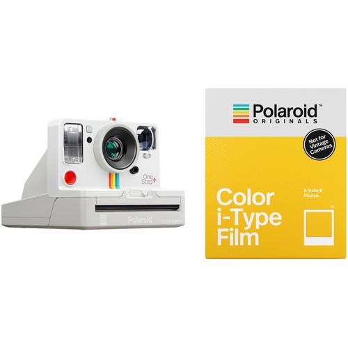 Polaroid Originals OneStep+ Instant Film Camera with Color Film Kit