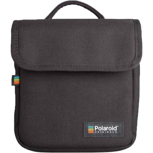 Polaroid Originals Box Camera Bag for 600, SX-70, Impulse, OneStep, OneStep 2 i-Type (Black)